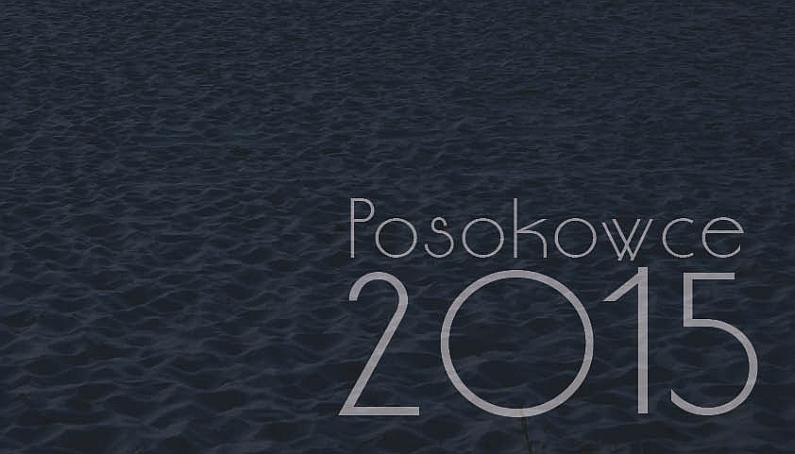 Posokowce 2015